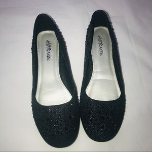 Hot Cakes Girls Flats Size 3M